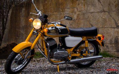 Kompletní Renova Jawa 350/634 policejní (VB)