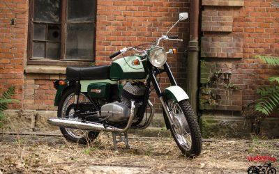 Renovace ČZ 250 / 471 Sport