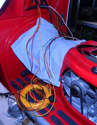 Instalace elektroinstalace